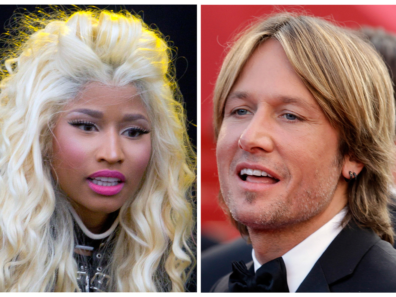 American idol judges nicki minaj