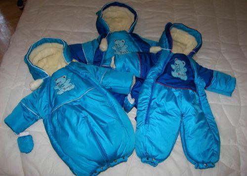 Как одевают новорожденного