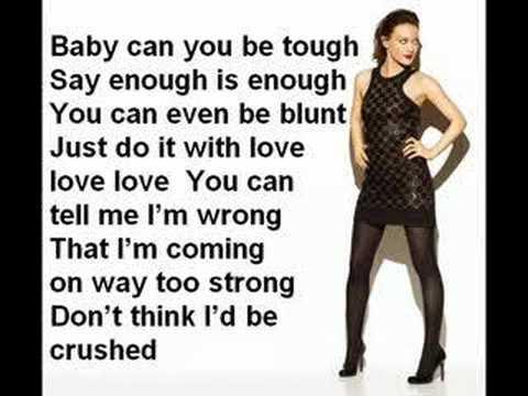 With love lyrics hilary duff