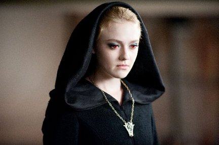 Is dakota fanning in twilight