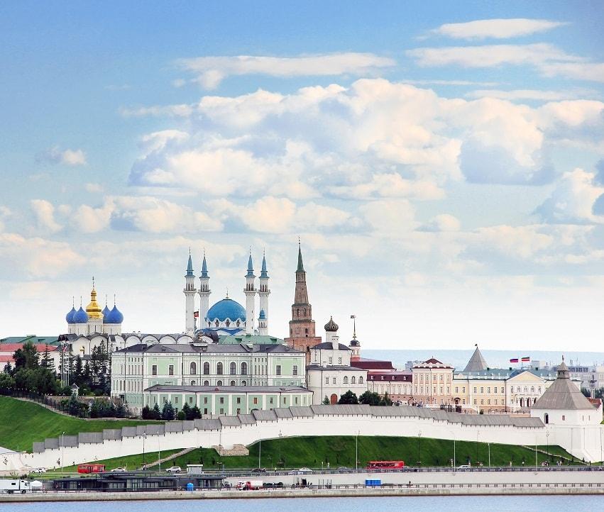Казанский кремль история создания кратко