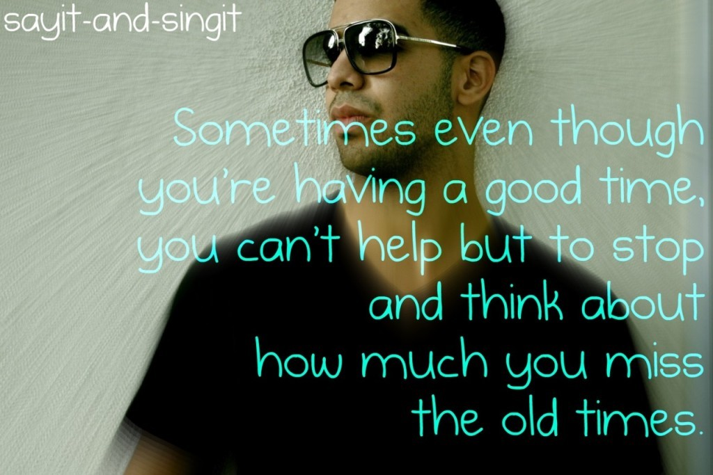 Drizzy drake love quotes
