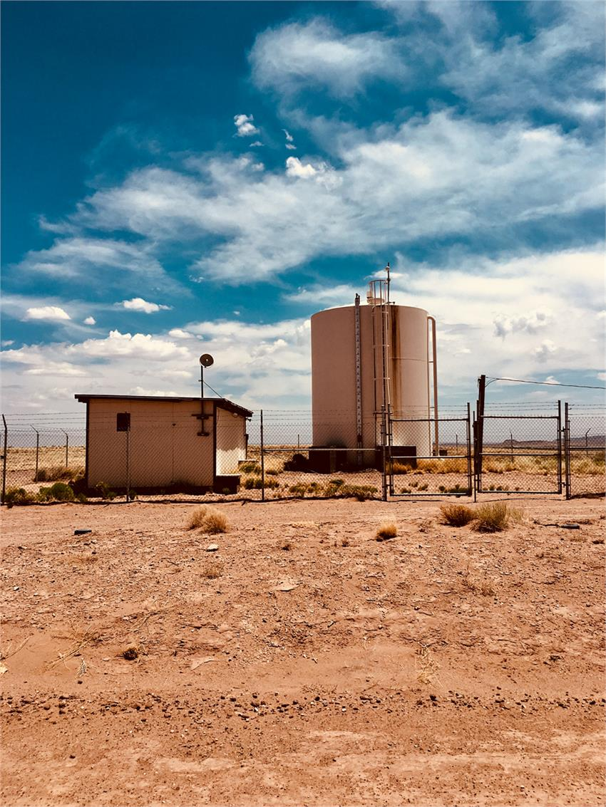 this is a view of the well the lot has easy access to a water supply on the corner