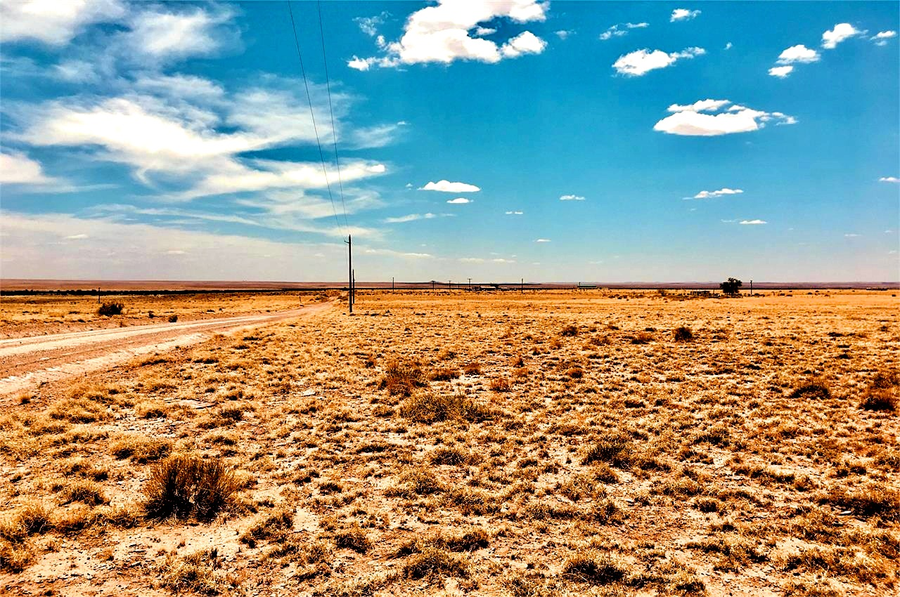 Rural Vacnat Land for Sale by owner in Navajo County on Sunrise Road