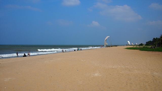 Лучшие пляжи шри ланки в ноябре