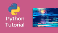 Python Programming - Basics to Advanced with Django
