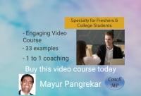 Create Effective Resume, Crack Interview & Get Your Dream Job with Practical Methods