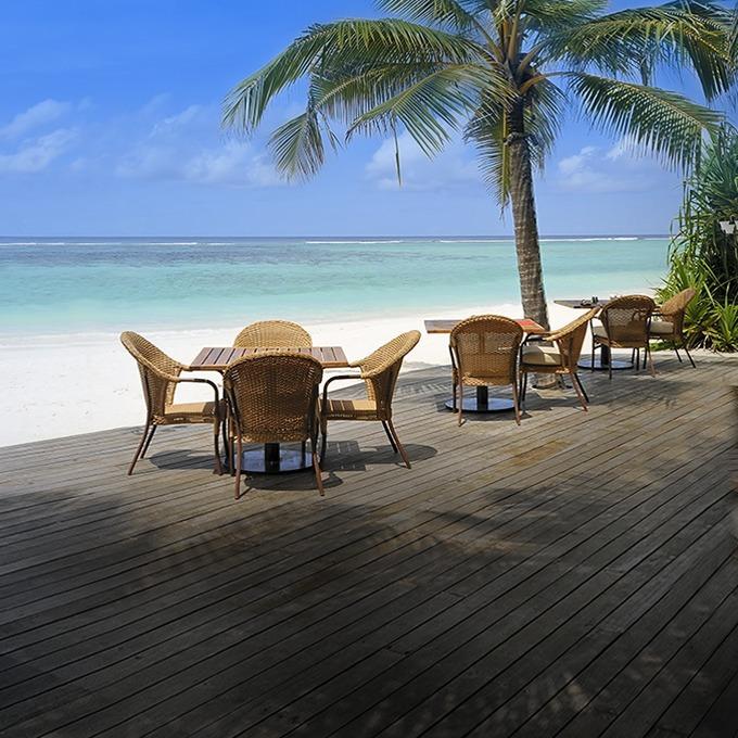 Открыть бар на пляже