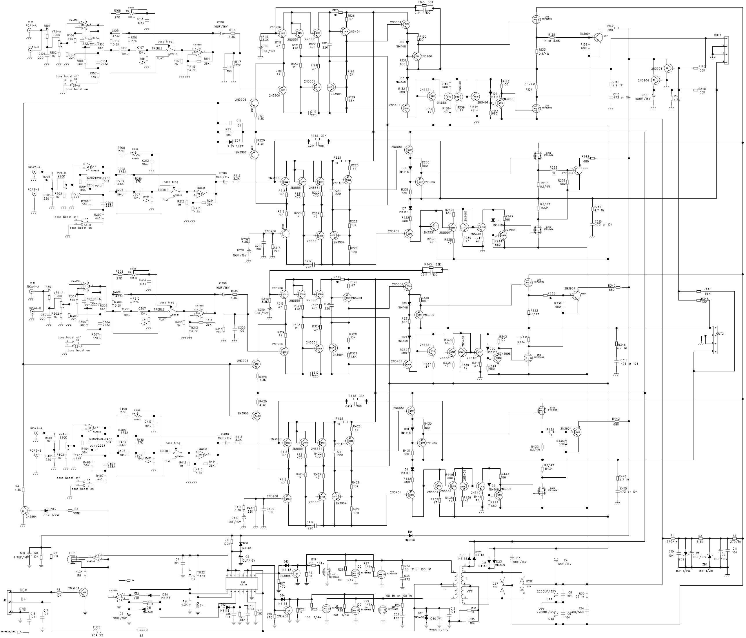 принципиальная схема supra sfd 85u