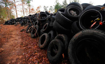Производство по переработке автомобильных шин