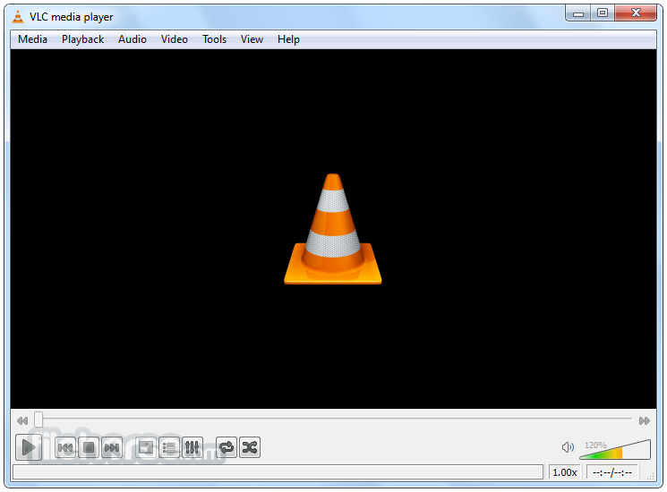 VLC Media Player freeware screenshot