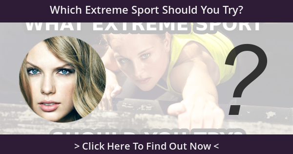 Which Extreme Sport Should You Try?