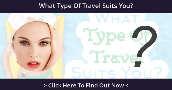 What Type Of Travel Suits You?