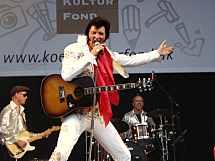 King Memphis - Elvis-show