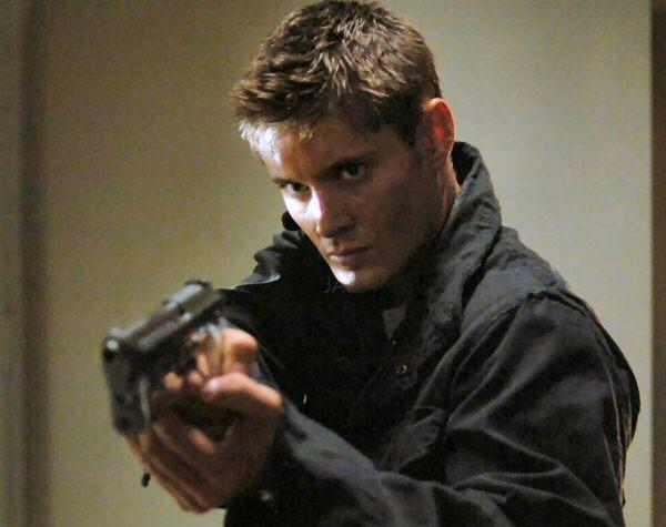 Jensen ackles in resident evil