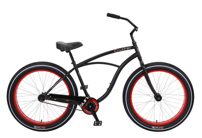 Sun crusher bike