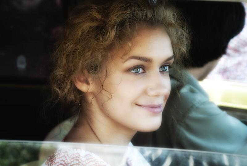 Наталья Терехова на съемках Колдовской любви-2