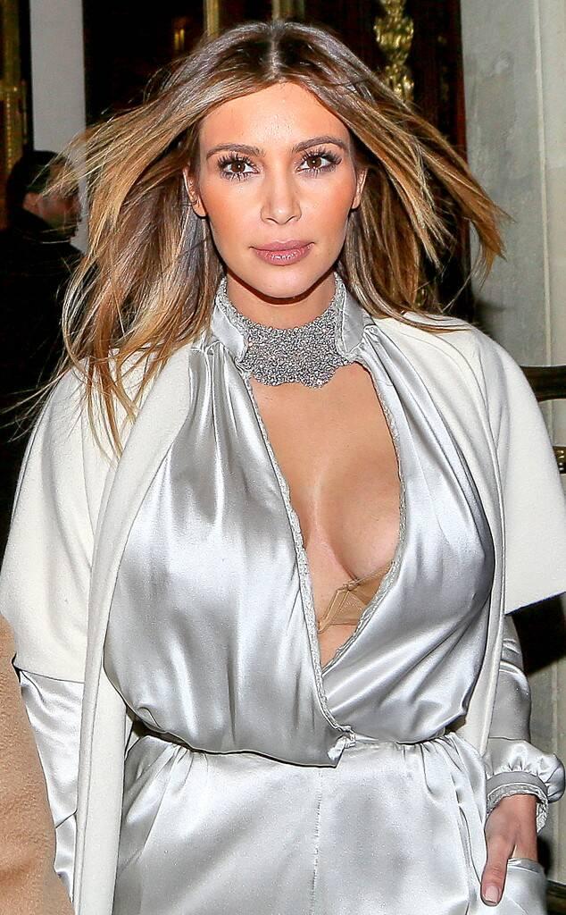 Kim kardashian wardrobe tour