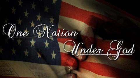 Barack obama not pledging allegiance