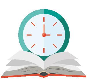 Ícone E-book Gestão de Tempo para Escolas