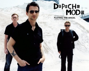 обоя музыка, depeche, mode