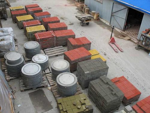 Бизнес план изготовление тротуарной плитки