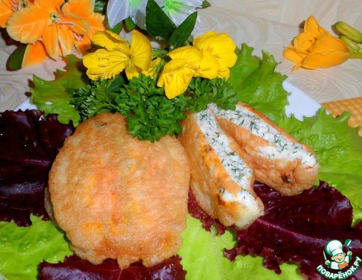 Рецепты цветы кабачка