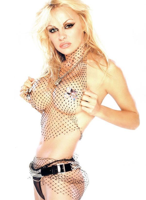 Pamela Anderson Naked 39