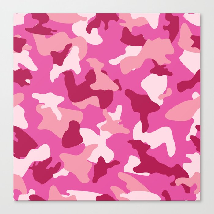 Pink and camo