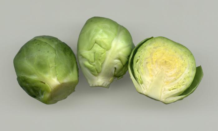 Можно ли есть сырую брюссельскую капусту