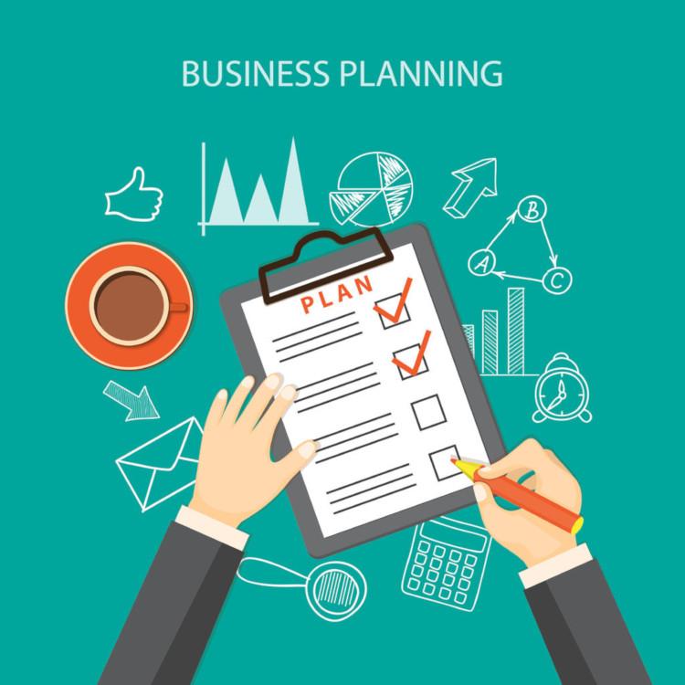 Маркетинговый план в бизнес плане пример
