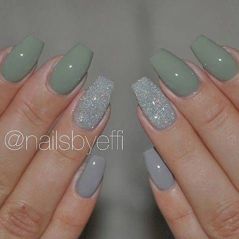 Cute color combinations for nails