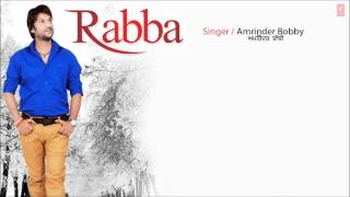 Rabba Sanu Pyaar –  Amrinder Bobby