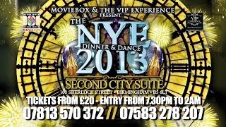 THE NYE 2013 DINNER and DANCE – SHOUT OUTS – ROACH KILLA JAY STATUS and DANNY SARB