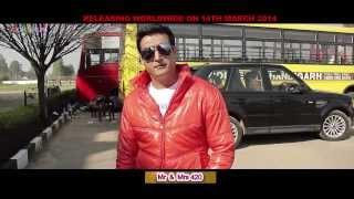 Latest Punjabi Video Gippy Grewal I Jimmy Shergill I Mr & Mrs 420 I Promotion I Punjabi Movie By