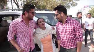 Latest Punjabi Video Mr & Mrs 420 – Bhatinda – Moga – Promotional Tour – Jassi Gill – Babbal Rai By