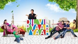 Latest Punjabi Video Dil Vil Pyaar Vyaar – Digital Poster Gurdas Maan Neeru Bajwa Jassi Gill Punjabi Movies 2014 By