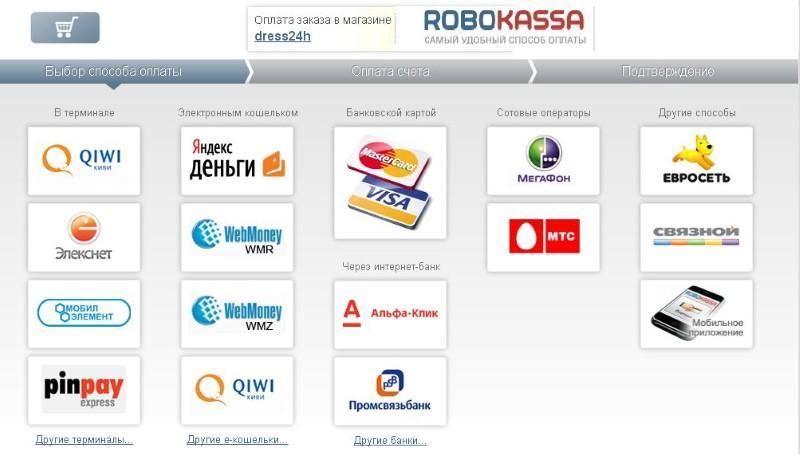 Что такое Робокасса и как пользоваться этой платежной системой?