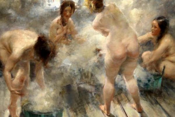 Можно ли мыться в бане в воскресенье