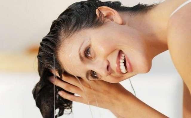 Смывка волос кефиром в домашних условиях