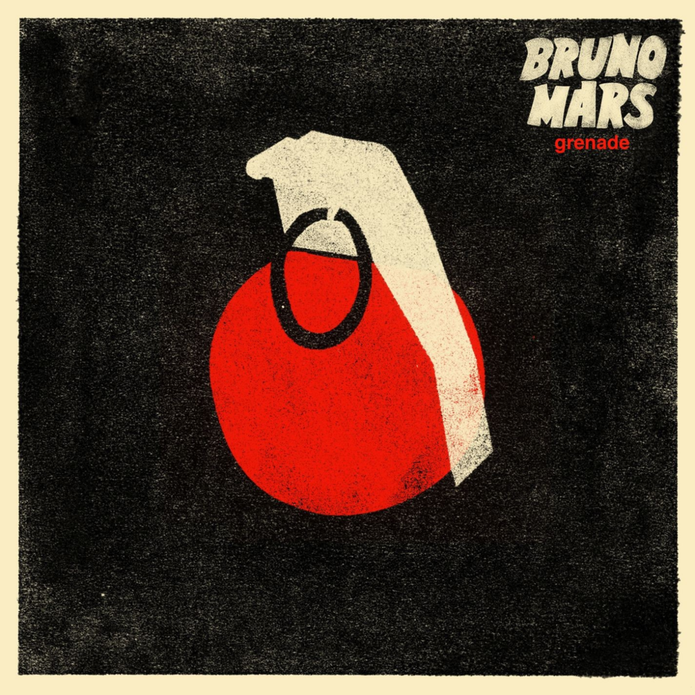 Bruno mars lyrics grenade