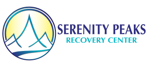 Serenity Peaks Recovery Logo