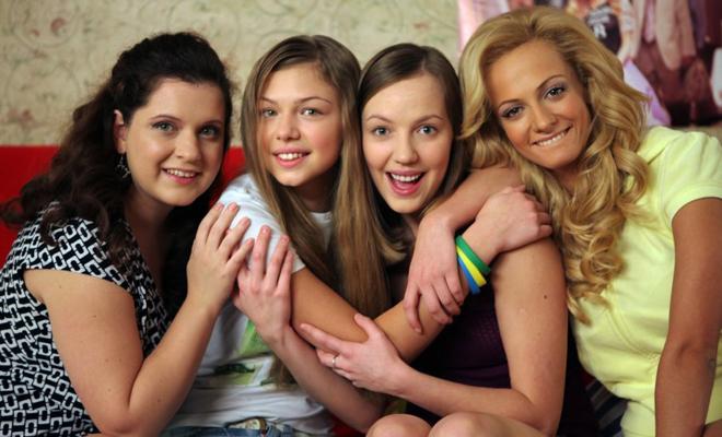 Актеры сериала девчата на тнт