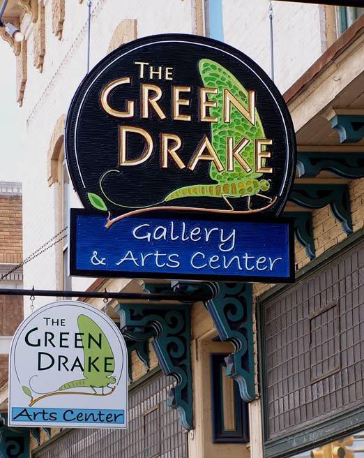 Green drakes