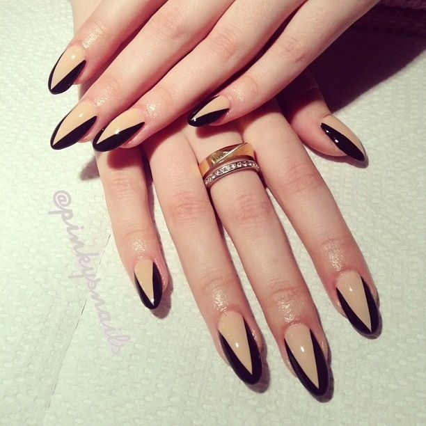 Catwoman nails