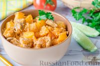 Фото к рецепту: Мясное рагу с квашеной капустой