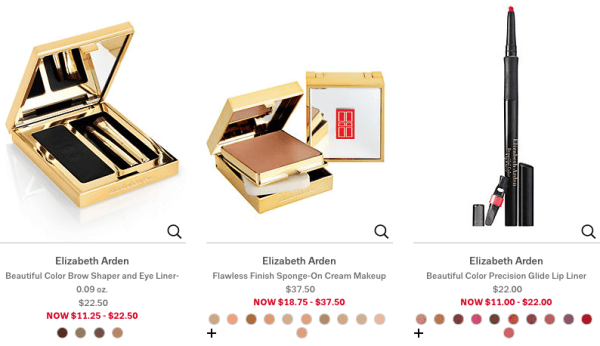 Lord and taylor elizabeth arden