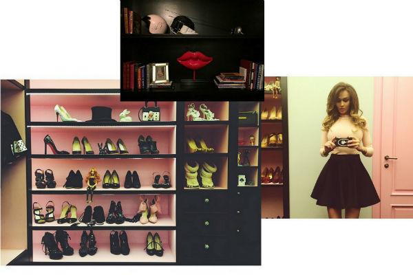 Керри Брэдшоу может только позавидовать такой обувной коллекции