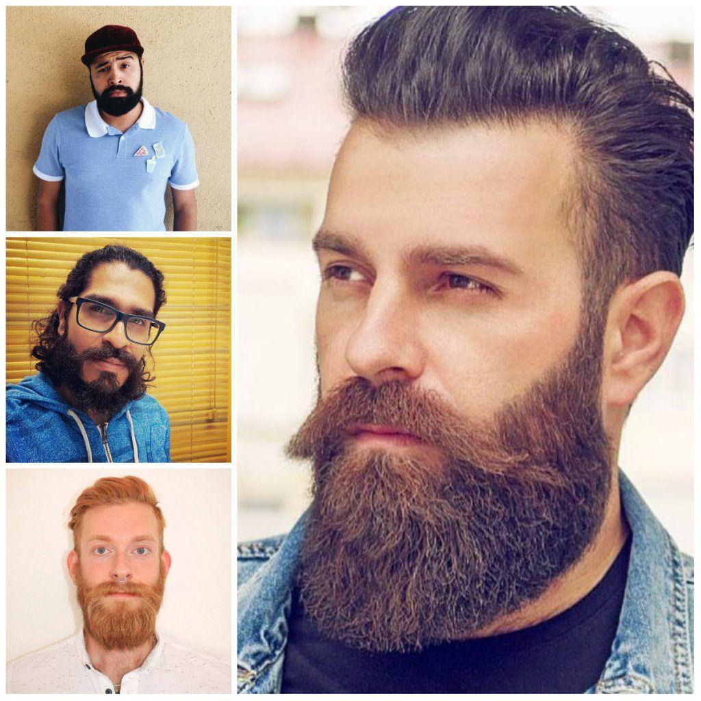 Мужская красивая борода фото