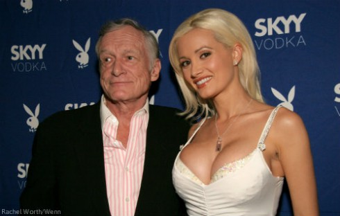 Is holly madison still with hugh hefner